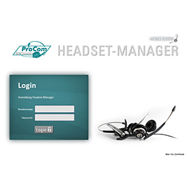 Headset-Manager