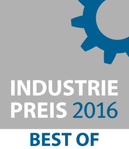 Best Of Industriepreis 2016