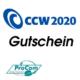 Gutschein für Ihren kostenfreien Besuch zur CCW 2020