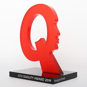 CCV Quality Award 2019