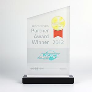 Plantronics Award 2012