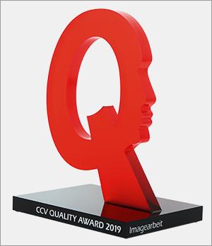 CCV-Award Imagearbeit