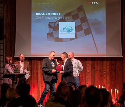 Award-Verleihung