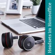 Headsets im Homeoffice