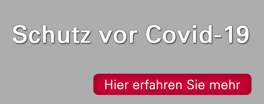 Schutz vor Covid-19