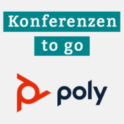 Poly Konferenzen to go