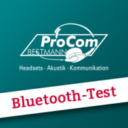 Bluetooth-Test