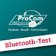Bluetooth-Test