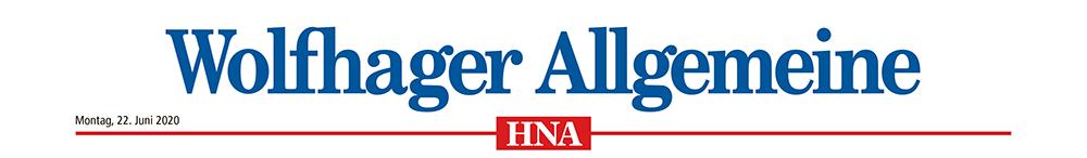 Wolfhager Allgemeine HNA