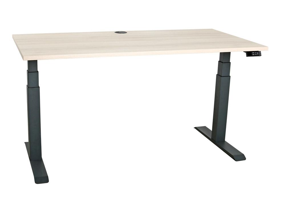 höhenverstellbarer Schreibtisch mit APP