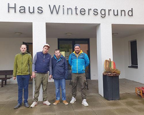 Haus Wintersgrund Kunstwettbewerb