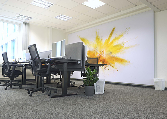 Büro verbaneum