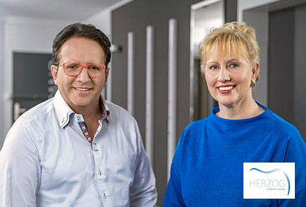 Dr. Katrin Herzog und Dirk Herzog